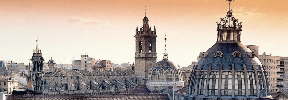 Guide to Valencia. It Rains in Spain.