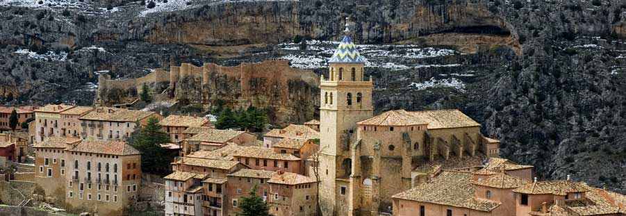 Guide to Aragon Spain. It Rains in Spain.