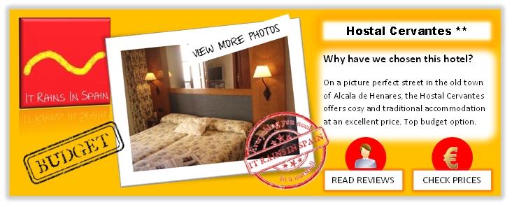 guide to Alcala de Henares