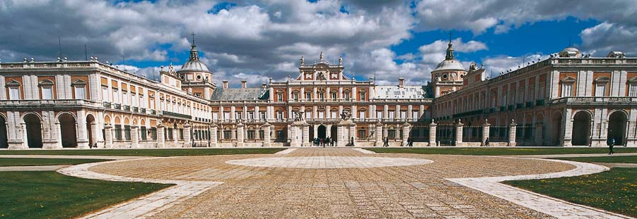 Aranjuez Palace Madrid