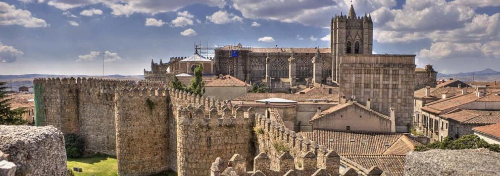 Guide to Avila Spain. It Rains In Spain Guide