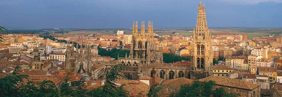 guide to burgos, spain. It Rains In Spain.