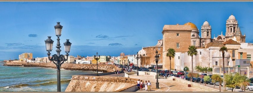 Guide to Cadiz spain. It Rains in Spain guide.