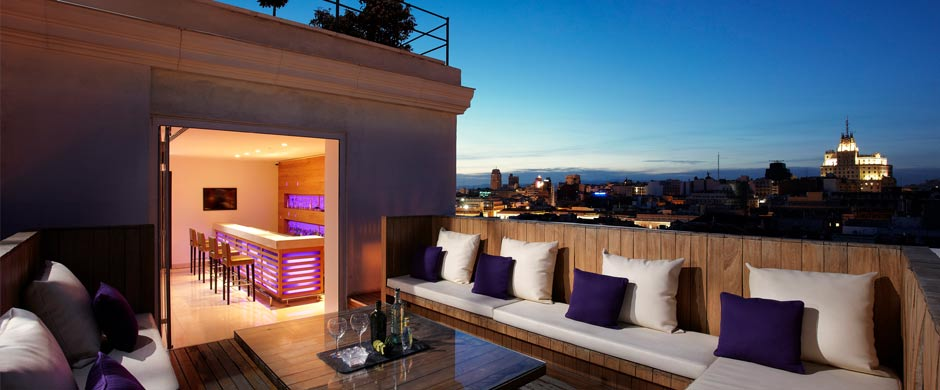 Recommended hotels in madrid budget to luxury it rains - The penthouse madrid ...