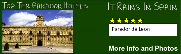 What is a Parador in Spain
