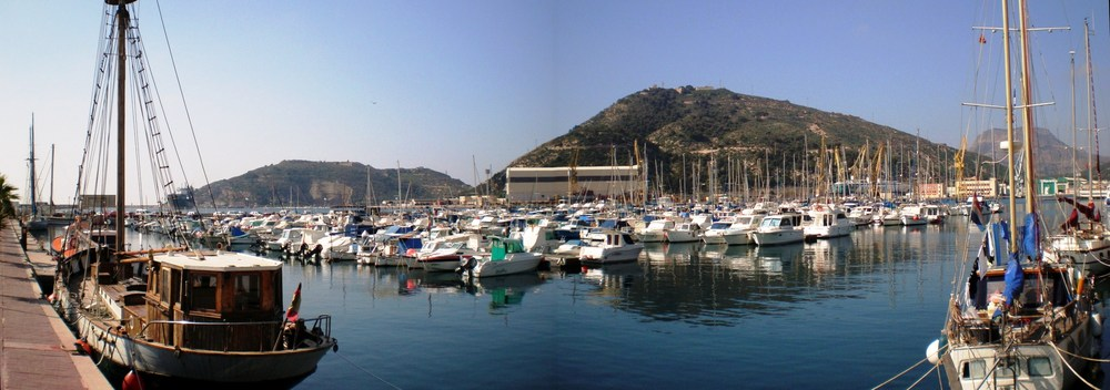 Guide to Cartagena Spain. It Rains in Spain Guide.