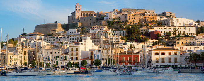 Guide to Ibiza. It Rains in Spain Guide.