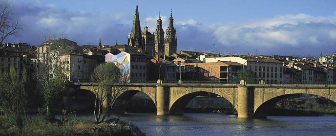 Guide to Logroño La Rioja Spain. It Rains in Spain Guide.
