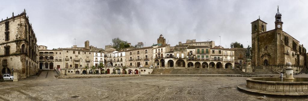 Guide to Trujillo Spain. It Rains in Spain.
